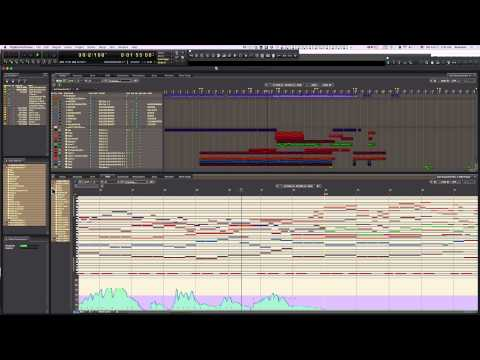Digital Performer Articulations and Controller Editing