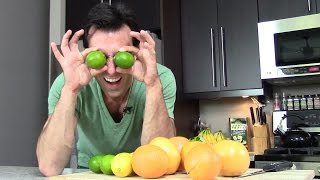 How to Slice Citrus Fruits | Life is NOYOKE
