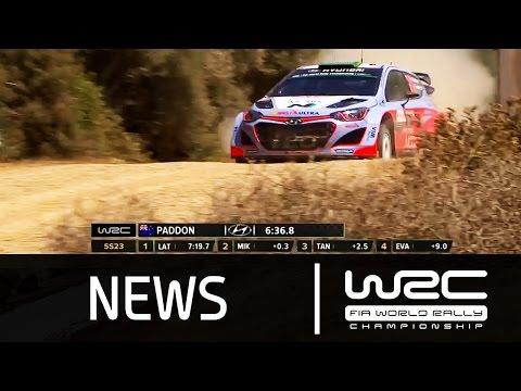WRC - Rally Italia Sardegna 2015: Stages 19-23