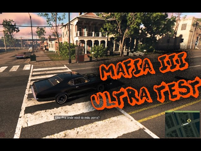 Mafia Iii Pc - Best Configuration Gtx 970 I7 2600k