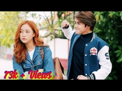 Korean mix with Hindi new Love mashup songs !! Cute School Love story 2018