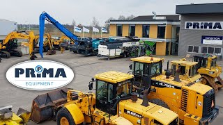 Preview of stream Construction equipment yard, the Netherlands