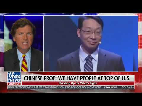 No president has been tougher on China than Donald Trump!