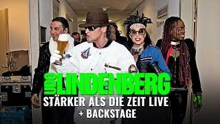 Udo Lindenberg - Stärker als die Zeit LIVE + BACKSTAGE (Trailer)