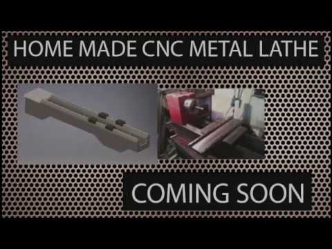 PUMUKYO´S DIY CNC METAL LATHE
