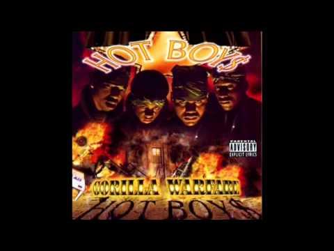 The Hot Boys - Boys At War