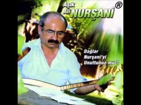 Aşık Ali Nurşani - Dağlar Nurşaniyi Unuttunuz Mu (Deka Müzik)