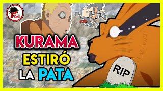 Boruto: Ahora Kurama ESTIRÓ la PATA en Boruto