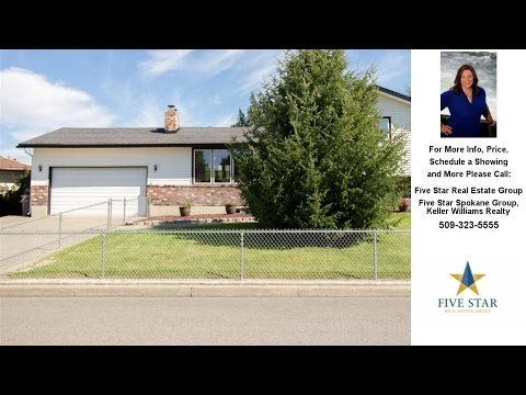 14115 E Sinto, Spokane Valley, WA Presented by Five Star Real Estate Group.