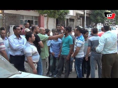 وقفة احتجاجية لعمال شركة المقاولات المصرية ضد «فصلهم تعسفيا»  - 16:21-2017 / 8 / 7