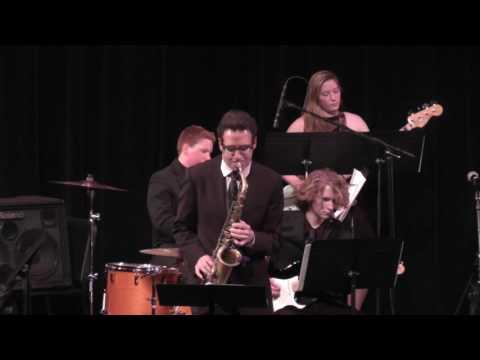 Yorba Linda Jazz Jam 2016 - Jazz 2 with Eric Marienthal