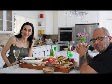 Пробуем Продукты из Армянского Магазина - Вкус Детства - Эгине - Семейный Влог - Heghineh
