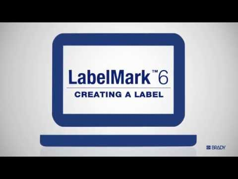 How to make a label in LabelMark™ 6 Software