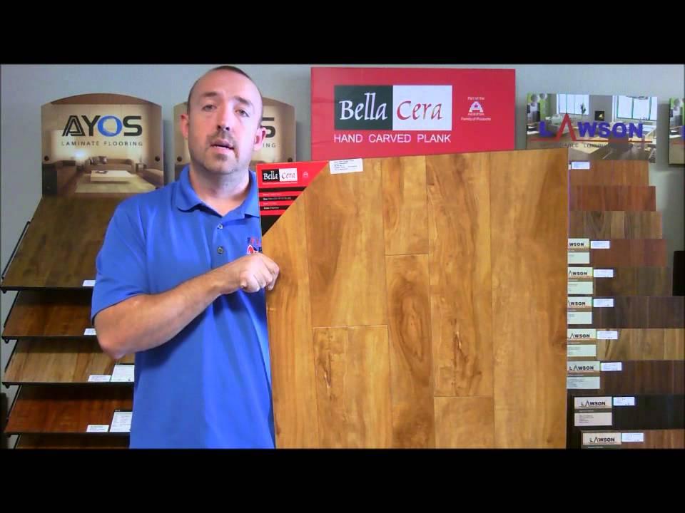 Bella Cera Triple Crown Laminate Floors