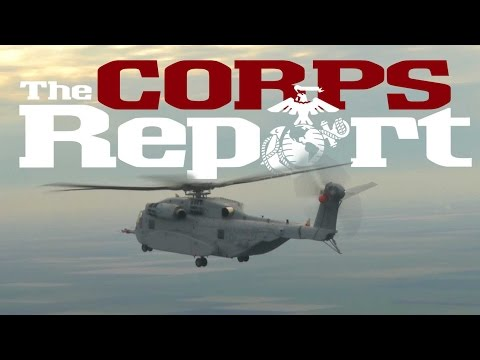 2 Marines Awarded, Introducing the King, and the Zika virus (The Corps Report Ep. 69)