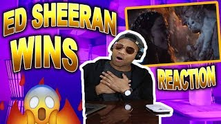 Ed Sheeran - Perfect (Official Music Video) (REACTION!!)