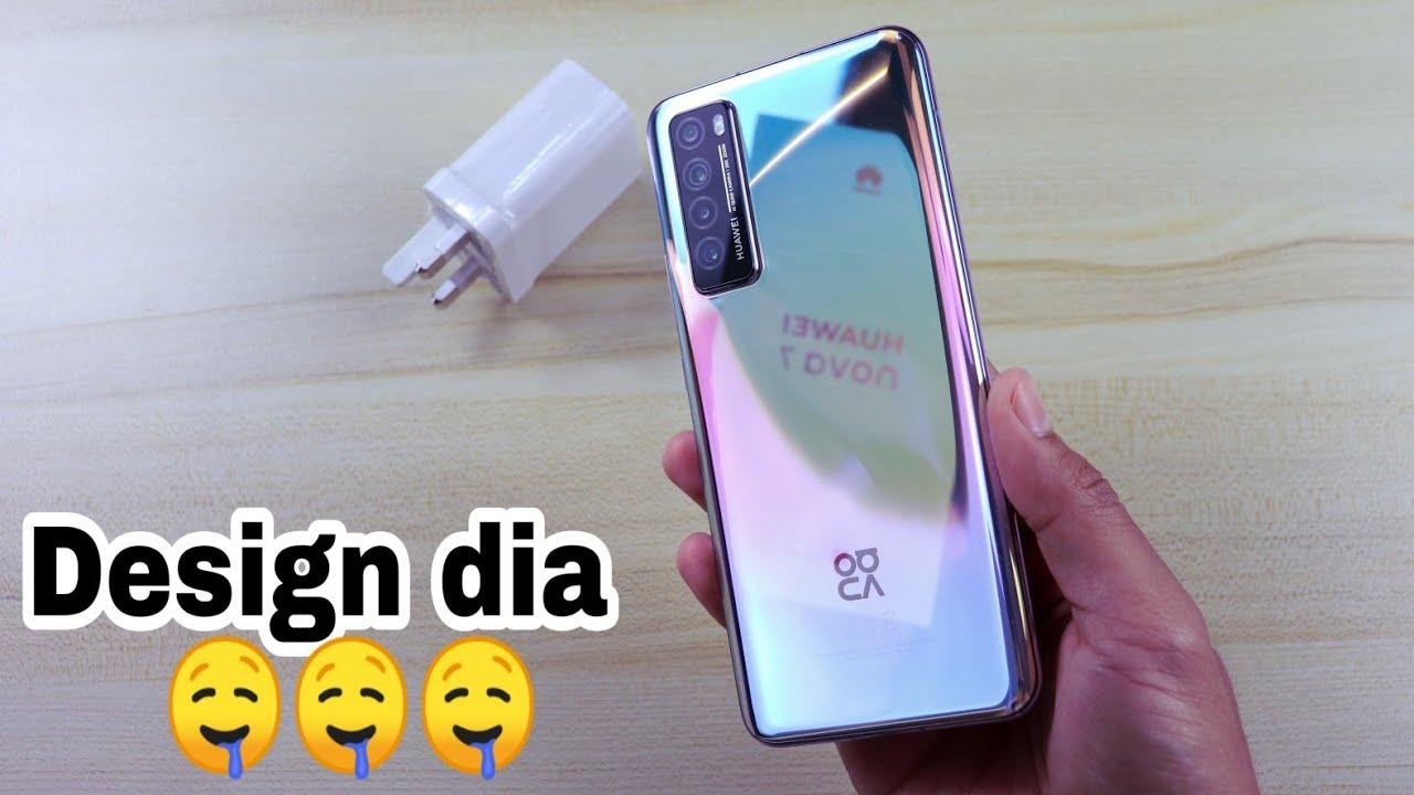 Unboxing Huawei Nova 7 5G Malaysia !!!