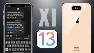 iPhone XI design changes