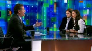 CNN Official Interview: Ashton Kutcher and Demi Moore react to sex victim