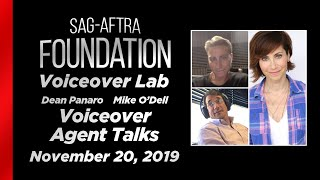 Voiceover Agent Talks with Dean Panaro & Mike O'Dell