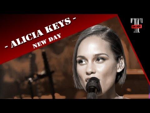 Alicia Keys - New Day (Live On Taratata Nov 2012)