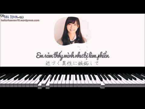 [Vietsub] Kizuitara Kataomoi - Nogizaka46 (piano ver)