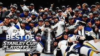 Download The best moments from the 2019 Stanley Cup Playoffs Mp3 and Videos