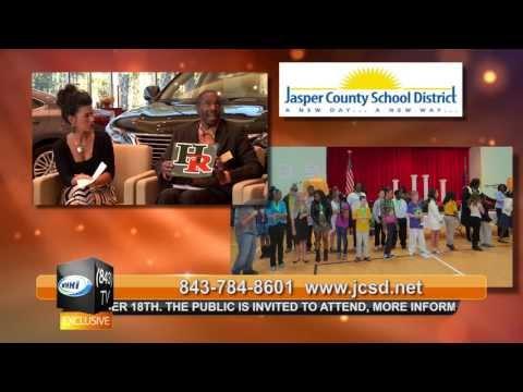 (843) TV   Jasper County Schools   Eric Jeffcoat   Hardeeville Ridgeland Middle School   11/4/13