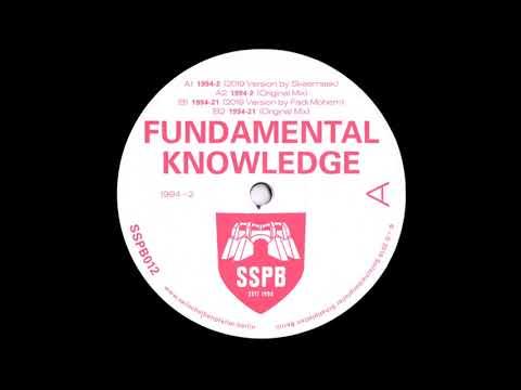 Fundamental Knowledge - 1994 - 2 (2019 Version by Skee Mask) [SSPB012]