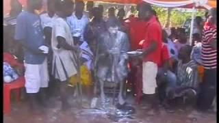 Akom Festival in Kumasi Ghana.flv