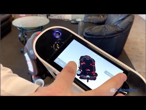 TriMech Unboxes The New Artec Leo 3D Scanner