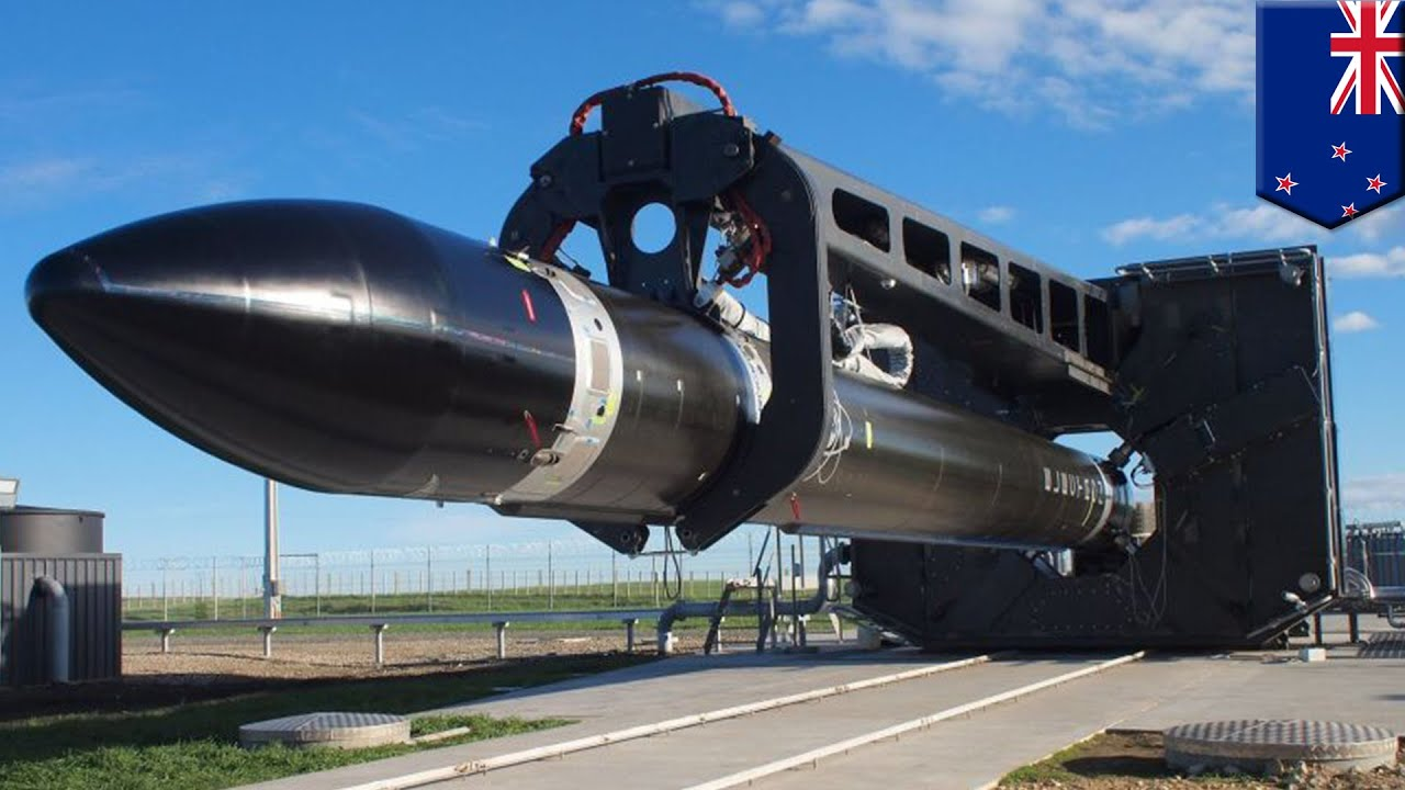 New Zealand Sent a 3D-Printed Rocket to Space