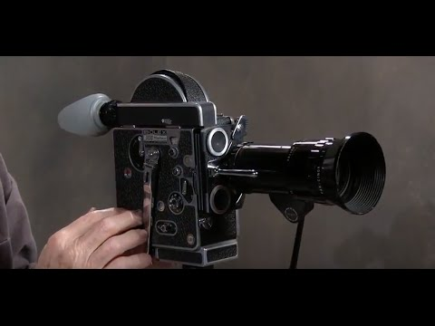 16 mm. film - a look back - Shooting with the Bolex (2015)