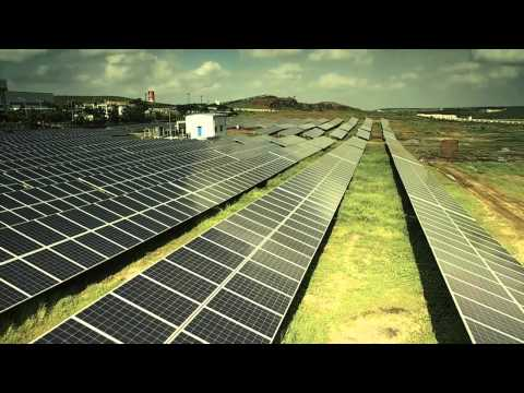 DSM's Solar Technologies Demonstration Center in Pune, India