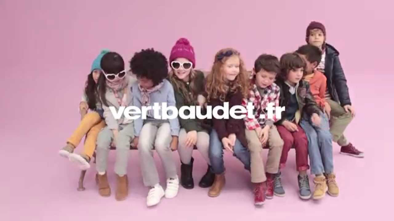 Collection automne hiver 2015 16 vertbaudet   youtube