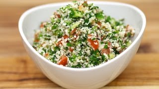 Raw Vegan Cauliflower Tabouli - ( Collab With Yana Novak ) Ep 53
