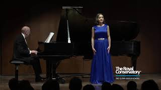 "Vedrai, Carino ""Don Giovanni"" (W.A. Mozart) - Anna Wojcik"