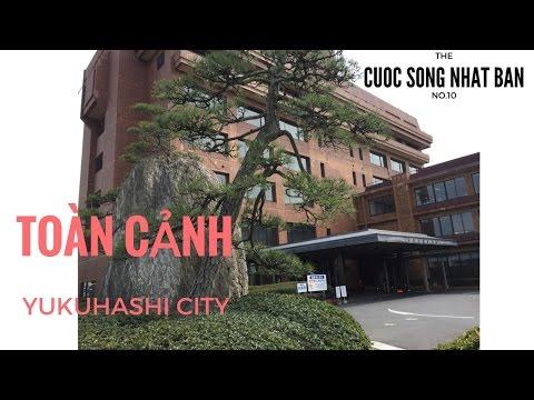 No.10 Toàn cảnh Yukuhashi City