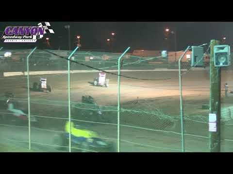 Canyon Speedway Park  USAC Southwest Main  September 14 2019