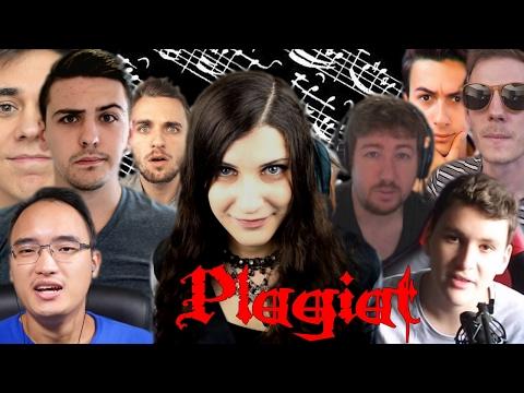 Plagiat - avec Youtunes, LinkyTonyBeats, TartinEx, Jay Kill, Karal...(remixés)