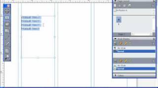 Кернинг и трекинг в QuarkXpress 8 (30/55)