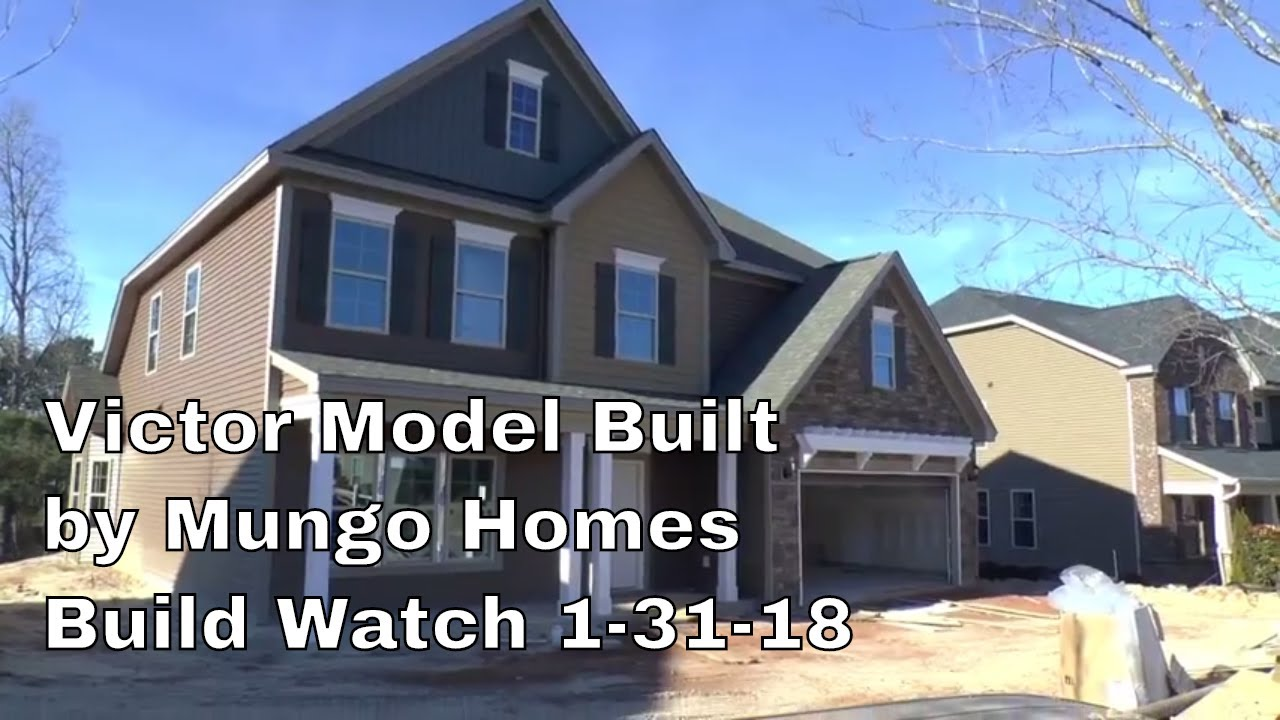 Mungo Homes Floor Plans Columbia Sc
