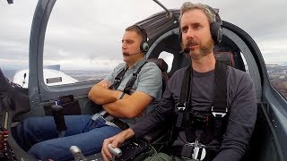 Rotax Engine Failure - Flying Impressive Sling2 LSA in SoCal