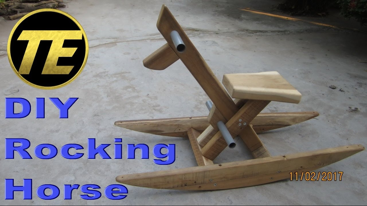 How To Make A Rocking Horse Youtube