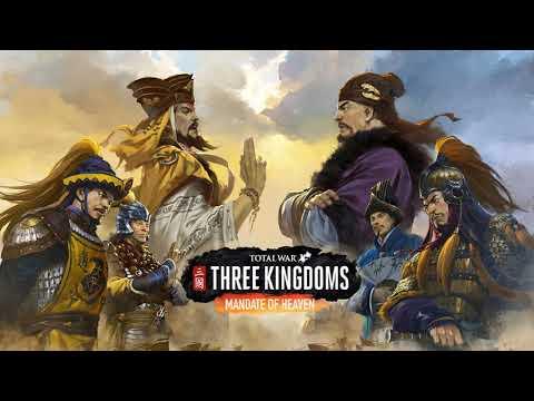 Mandate Of Heaven Trailer  Total War: Three Kingdoms Soundtrack