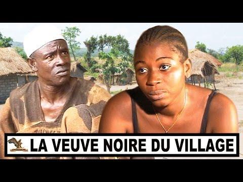 La veuve noire du village