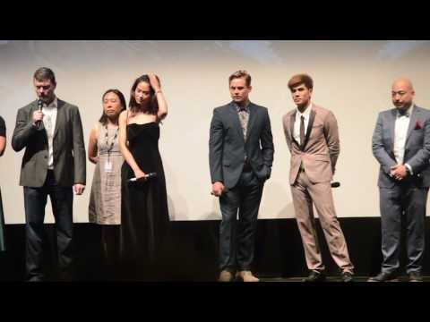 TIFF 2016 Birth of the Dragon Intro and Q&A