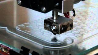 3D Printer Running