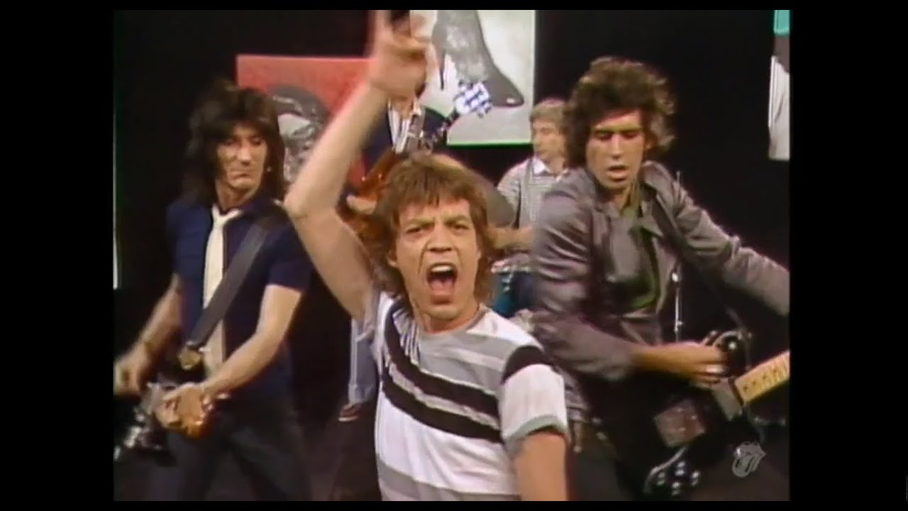 The Rolling Stones - Hang Fire - Official Promo - YouTube