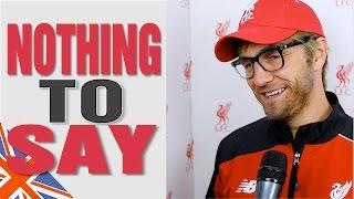 Chelsea 1-3 Liverpool - Klopp imitates Mourinho